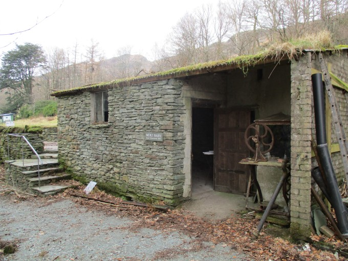 Merz Barn, Photo by Tom Johnson
