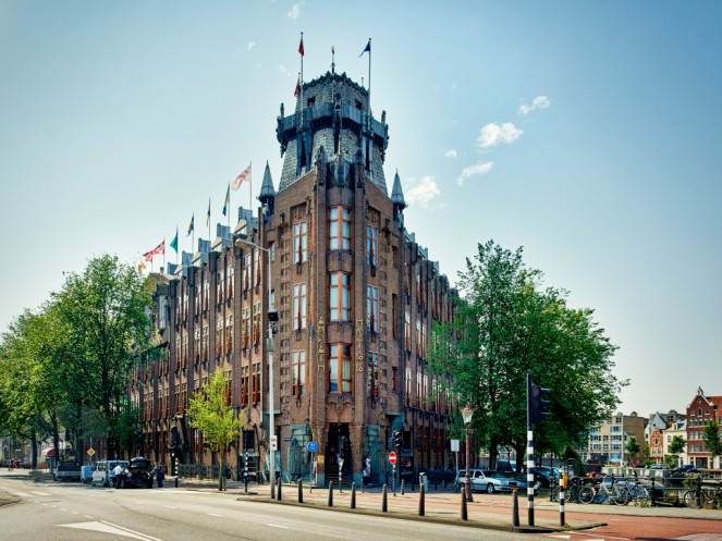 The Shipping House, Amsterdam